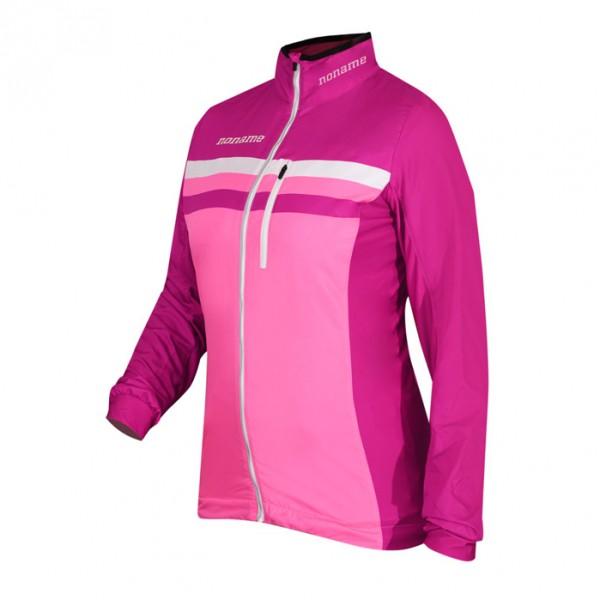 Running Jacket Plus Wo's, Dark pink/Pink - Noname