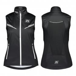Pro Softshell vest wo's black