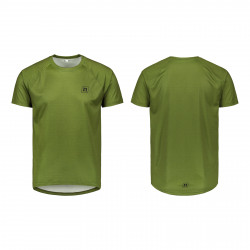 WS RUN T-SHIRT UX 19 ARMY...