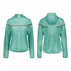 WS WINDJACKET WO'S 20 TEAL