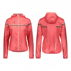 WS WINDJACKET WO'S 20 PEACH