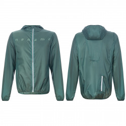 WS WINDJACKET UNISEX 20 GREEN