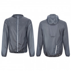 WS WINDJACKET UNISEX 20 GREY