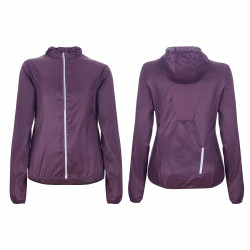 WS WINDJACKET WO'S 20 PLUM