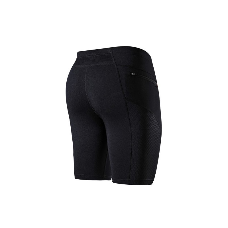Half long Running Tights Koio, black