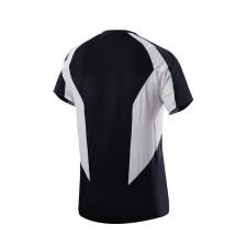 T-shirt Juno, black/white