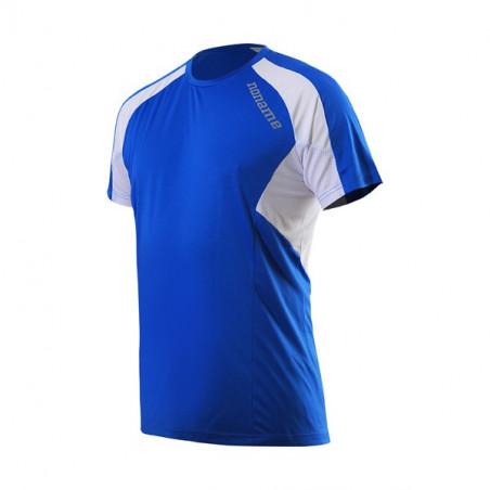 T-skjorta Juno, blå/vit