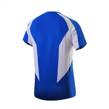 T-shirt Juno, blue/white