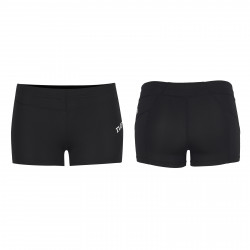 Leto Short tights Wo's, black