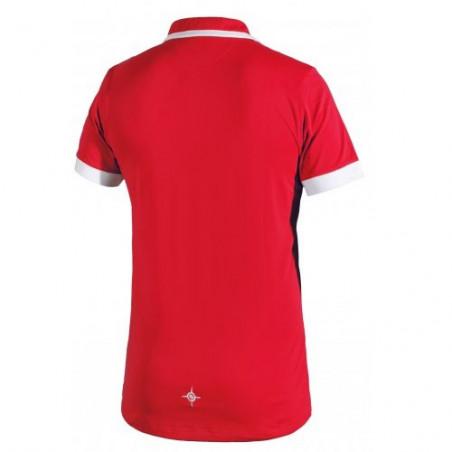 piquet shirt unisexred