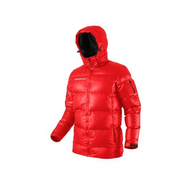 Heavy Down Jacket red - Noname