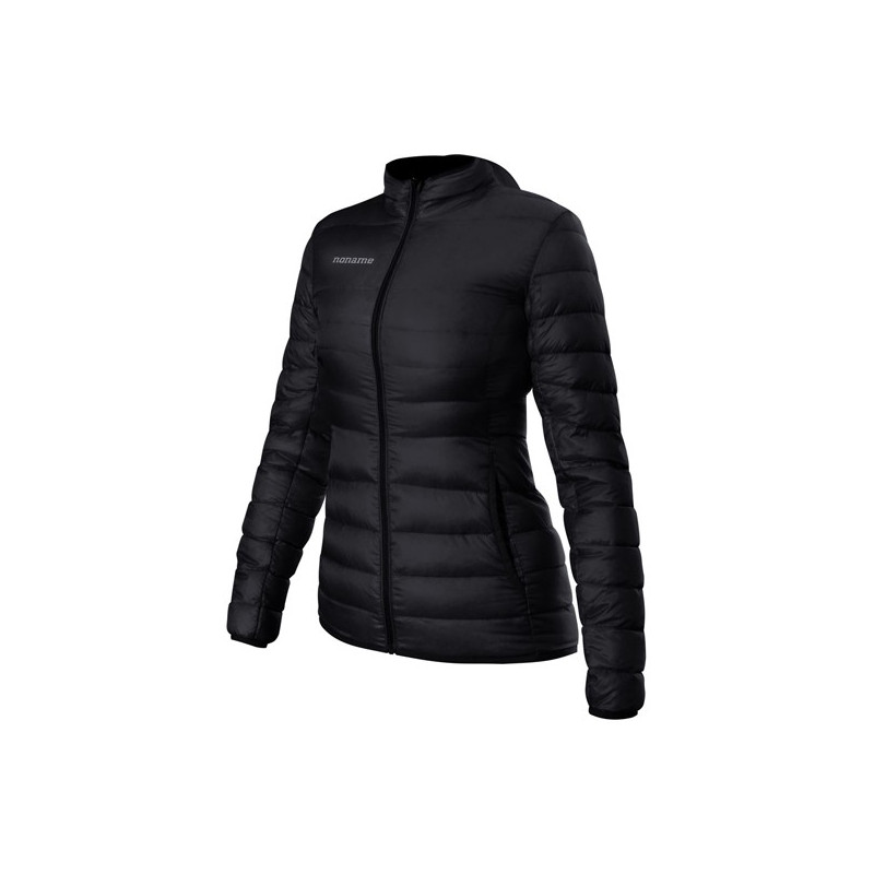Light puffy down jacket wo's, black