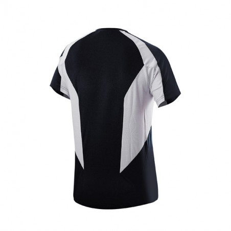 T-shirt Juno, black/white