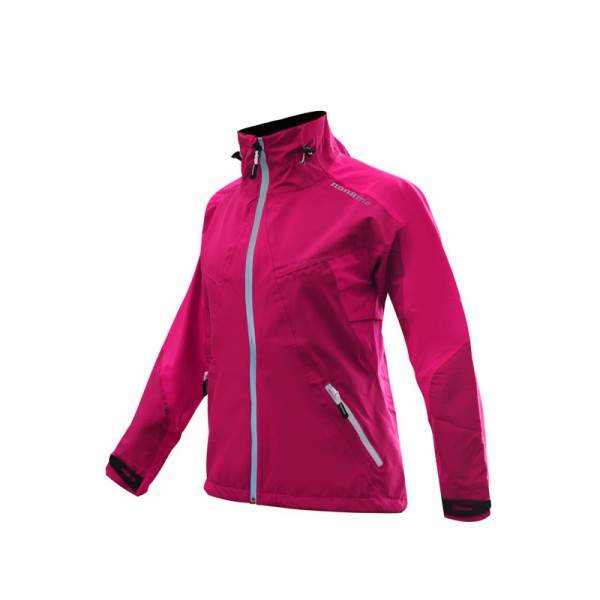 Camp Jacket Wo's, Dark pink/Pink - Noname