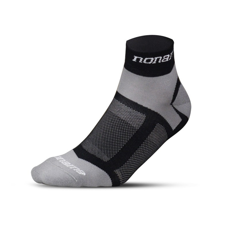 Training Socks 2-pack, White/Black