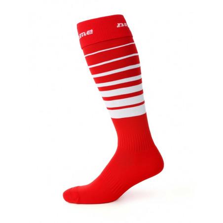 Orienteering socks, red/white