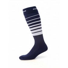 Orienteering socks, navy/white