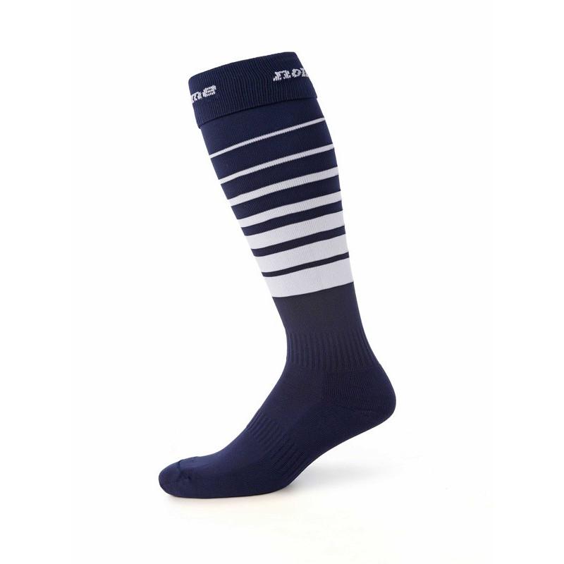 Orienteering socks, navy/white